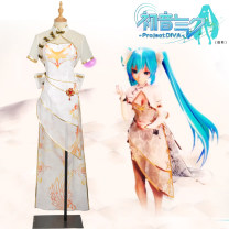 Cosplay women's wear suit goods in stock Over 14 years old Female XS (in stock) female s (delivery within 15 days) female m (delivery within 15 days) female L (delivery within 15 days) female XL (in stock) fan (in stock) Average size Dazzling Japan Vocaloid Cos clothing