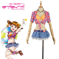 Cosplay women's wear suit goods in stock Over 14 years old M Average size Dazzling Japan Love Live! Cos clothing