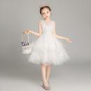 Children's dress female 100cm,110cm,120cm,130cm,140cm,150cm,160cm Other / other full dress K169 Class A Polyester 100% 10, 11, 12, 13, 14, 2, 3, 4, 5, 6, 7, 8, 9
