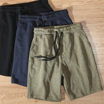 Casual pants Others Fashion City Black, army green, dark blue S,M,L,XL,2XL Pant Other leisure easy