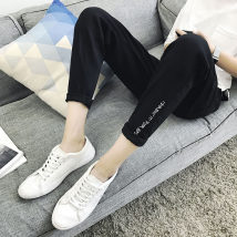 Jeans Youth fashion Magic cow 27 (s) code 28 (m) code 29 (m) code 30 (L) code 31 (L) code 32 (XL) code 33 (XL) code 34 (XXL) code collection priority Ck07 knee embroidery blue ck07 knee embroidery black ck06 leg embroidery black ck06 leg embroidery blue ck01 solid black routine Micro bomb Ninth pants