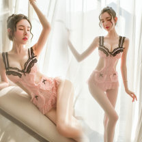 Other suits Winter of 2019 Pink Average size 18-25 years old Other / other