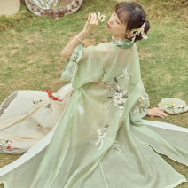 Hanfu 96% and above Spring 2021 nylon
