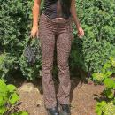 Casual pants brown S,M,L