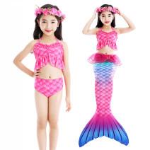 Children's swimsuit / pants Yobel (outdoor) 100CM 110CM 120CM 130CM 140CM 150CM Children's split swimsuit female nylon Y17 Summer 2020 yes