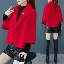 Cosplay women's wear jacket goods in stock Over 14 years old Beige, red, khaki, Burgundy, black, purple comic S,M,XXL,XXXL,L,XL other
