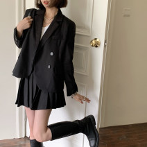 suit Spring 2021 Jacket, skirt s, Skirt M Average size 63818/63819 18-24 years old