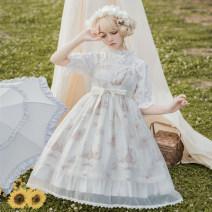 Dress Summer 2020 Dress with jsk shirt and suspender S,M,L