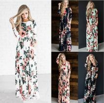 Dress Summer of 2019 S,M,L,XL,2XL street Europe and America