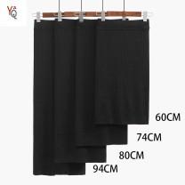 skirt Winter of 2019 The skirt length is 60cm, 74cm, 80cm and 94cm Black, dark gray, sapphire, brown, khaki, apricot, sprinkle red