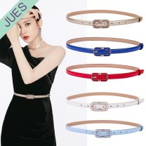 Belt / belt / chain other Gray, gold, white, black, blue, yellow, red, brown, pink, light blue, light blue, rose red female Versatile Single loop Middle age, youth, youth Other / other 102cm