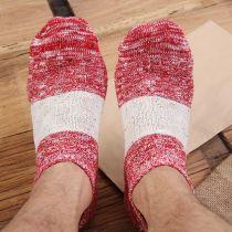Socks cat Average size 5 color mix See description
