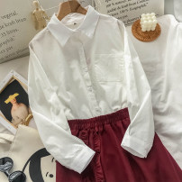 Fashion suit Spring 2021 S M L XL average size Shirt and skirt 18-25 years old VV combination 1.12Y-04 Other 100% Pure e-commerce (online only)
