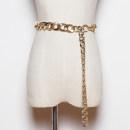 Belt / belt / chain other Gold, silver