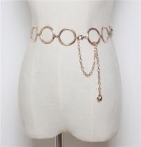 Belt / belt / chain other Silver, gold