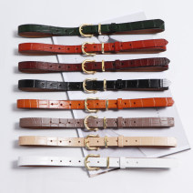 Belt / belt / chain other Green, red, brown, black, camel, white, Dark Khaki, light khaki