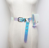 Belt / belt / chain other Black, ginger, sky blue, purple, pink, transparent, magic color