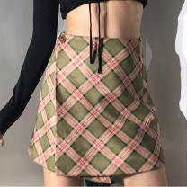 skirt Summer 2020 S,M,L Check pattern