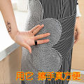 apron D4512 green apron d4512 Khaki apron d4512 red apron d4460 gentle pink apron d4460 elegant grey apron Sleeveless apron waterproof Japanese  Household cleaning Average size D4512 At home public no like a breath of fresh air