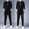 Leisure sports suit autumn M,L,XL,2XL,3XL,4XL 8690, 8253, 8281, 8286, 8691, 8293, 8297, 8913, 8935, 8952, 8951, 8675, 8676, 8686, 8257, 8956, 8953, 8957, 8955, 8961, 8966, 9502 and 9939 Long sleeves A.D Hepburn trousers youth Sweater HHQJZNB66 other 2020