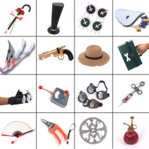 Cosplay accessories Equipment / weapons goods in stock Graffiti tribe