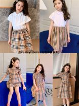Dress female Other / other Other 100% summer leisure time Long sleeves lattice cotton A-line skirt 14, 3, 18, 9, 5, 9, 12, 7, 8, 12, 3, 6, 6, 2, 13, 11, 4, 10 Chinese Mainland