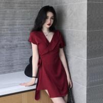 Dress Summer 2021 Black, red S,M,L,XL