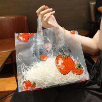 Gift bag / plastic bag Big 45 * 40 * bottom 10cm Strawberry, pineapple 10 experiences