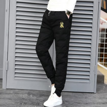 Down pants Skagway  985 986 981 982 983 165/M 170/L 175/XL 180/XXL 185/3XL Youth fashion trousers Wear out 50% - 69% white duck down leisure time youth KWX 985292 Youthful vigor Slim fit Solid color Polyester 100% Bright side Winter 2020 other winter Pure e-commerce (online only)