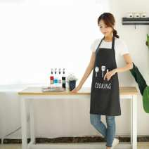apron Sleeveless apron waterproof Simplicity PVC Cooking / baking / barbecue Average size S2JkA4FS_ 7EtOp coulorful