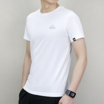 Sports T-shirt INTERSPORT 165/84A/S 170/88A/M 175/92A/L 180/96A/XL 185/100A/XXL 190/104A/XXXL Short sleeve male Crew neck 280978-001-9 280978-001 / main drawing easy ventilation Summer 2020 Brand logo Sports & Leisure Sports life yes