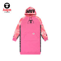 Sweater / sweater Autumn of 2018 Black Pink XXS XS 96% and above Aape other Other 100% Same model in shopping mall (sold online and offline)