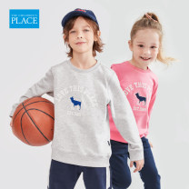 Sweater / sweater THE CHILDREN'S PLACE Palm green - male dream blue - female - 2651360 smoke gray - male classic blue - male Pearl Pink - female - 2651360 flame red - male tide blue - female - 2651360 male 90cm 100cm 110cm 120cm 130cm 140cm 150cm 160cm spring and autumn nothing leisure time Socket