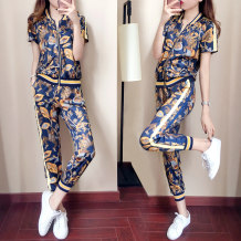 Casual suit Summer of 2018 Decor SMLXL 18-25 years old FD17103-2 Fei fanhui 96% and above Polyester 100% Pure e-commerce (online only)