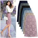 skirt Summer of 2019 S M L XL XXL 3XL 4XL 5XL 6XL Black [1090 buttocks] Khaki [1090 buttocks] blue [1090 buttocks] light purple [1090 buttocks] sky blue [1090 buttocks] black [7131 new] apricot [7131 new] blue gray [7131 new] white - [7131 new] sky blue - winter Plush Middle-skirt Versatile skirt
