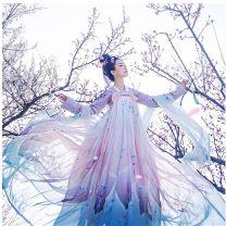National costume / stage costume Spring of 2019 Miaoshang, Qiushui, Lingya, banquet, fenggeluan (top + Ru skirt), cinnabar, yunshuyuan (top + Ru skirt), cihangjing, Rongji (top + Ru skirt), Rongji (a light gold large sleeve shirt), Rongji (large sleeve shirt + Top + Ru skirt), Jiuye S,M,L,XL