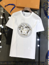 T-shirt Youth fashion White, black routine M,L,XL,2XL,3XL Bondek Short sleeve Crew neck standard daily summer youth routine tide 2021 cotton