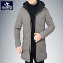 Down Jackets Q78911 black q78911 grey q78911 coffee Legendary Paul White duck down 170/M 175/L 180/XL 185/XXL 190/3XL 58/195/XXXXL Business gentleman go to work Medium length routine 80% hd-Q78911 Wear out Hood Wear out middle age 100g (including) - 150g (excluding) Business Casual Polyester 100%