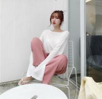 Fashion suit Summer of 2019 M L XL XXL 18-25 years old Tamarind Triacetate fiber (triacetate fiber) 100%