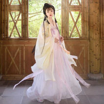 Hanfu 96% and above Spring of 2019 S,M,L,XL polyester fiber
