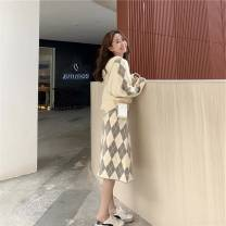 Fashion suit Winter of 2019 S M L XL Picture color suit 18-25 years old Buyido Other 100% Pure e-commerce (online only)