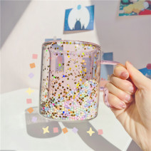 flower receptacle circular colour 201ml (inclusive) - 300ml (inclusive) 1 Chinese Mainland Self made pictures Heat resistant glass 20-29.9 yuan yes the post-00s generation Tender girl's heart Nordic style Daily gift giving