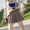 skirt Winter 2020 XS S M L XL 2XL 3XL Black light gray red yellow green Short skirt Versatile High waist Pleated skirt lattice Type A 18-24 years old XMM-1833 More than 95% Beautiful countryside other Other 100% Pure e-commerce (online only)
