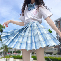 student uniforms Winter 2020 Balder and Hodel (JK skirt) balder and Hodel (JK skirt + bow tie) XS S M L XL solar system skirt 18-25 years old Beautiful countryside polyester XMM bard and Hodel Polyester 100% Pure e-commerce (online only)