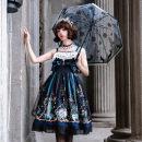 Lolita / soft girl / dress Cherry love S,M,L,XL,2XL,3XL No season goods in stock Gothic, Lolita, soft girl