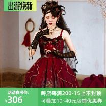 Lolita / soft girl / dress Cherry love XS,S,M,L,XL,2XL,3XL