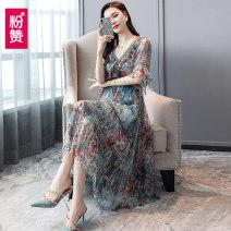 glove other Blue black blue pink S M L XL XXL FZ20XB38 Fan Zan Summer 2021