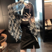 Fashion suit Summer 2021 S M L Shirt skirt suit 25-35 years old Snow Charm BXMB3865B-DY Other 100% Pure e-commerce (online only)