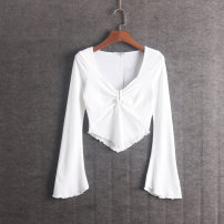T-shirt White, black S,M,L Spring 2021 cotton 71% (inclusive) - 85% (inclusive)