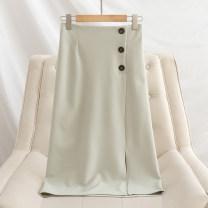 skirt Spring 2021 Average size Black, beige, bean green